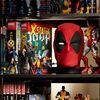 Marvel Legends, Tête de Deadpool interactive avec 600+ sons et phrases en anglais