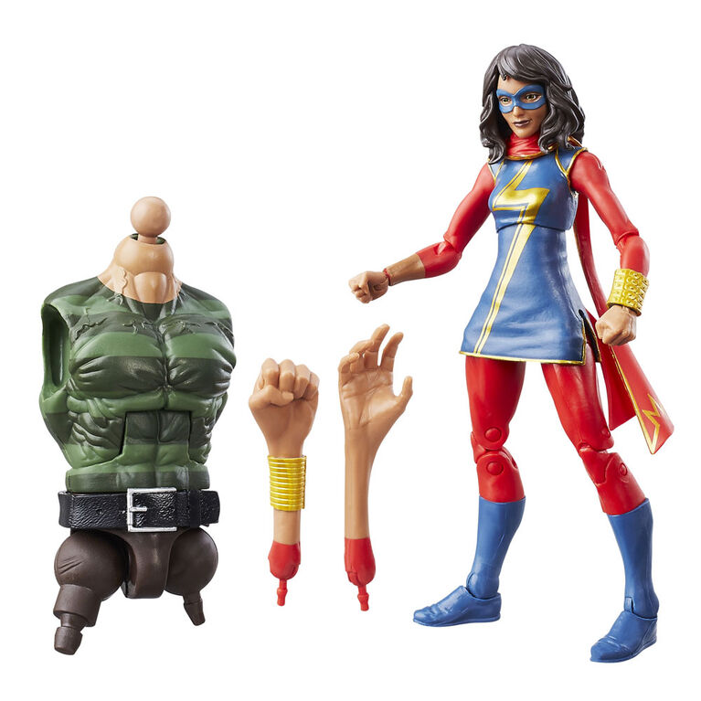 Marvel 6-inch Legends Series Ms. Marvel