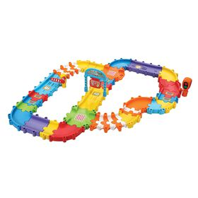 VTech Go! Go! Smart Wheels Track Pack - Bilingual CA EN/FR