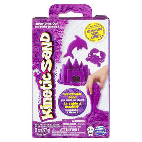 Kinetic Sand - 8 oz (227 g) de sable mauve
