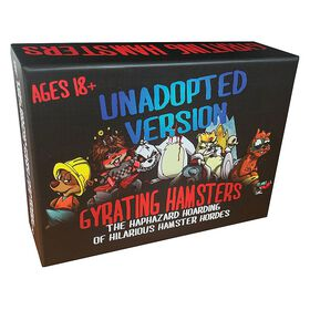 Gyrating Hamsters Game - Unadopted Edition