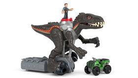 Fisher-Price - Imaginext - Jurassic World -  Indoraptor Motorisé