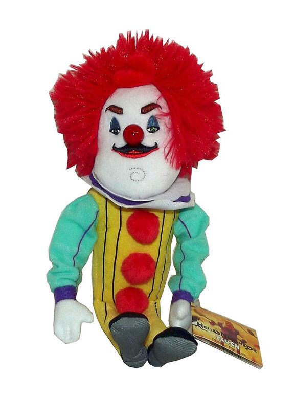 Hello Neighbor Plush Clown Costume