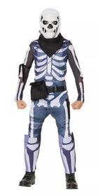 Fortnite Skull Trooper Halloween Costume - In Store Only