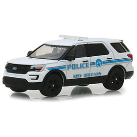 1:64 Hot Pursuit Series 30 - 2016 Ford Police Interceptor Utility