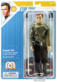 """Star Trek TOS - Capt. Kirk - Dress Uniform 8"""" figure"""