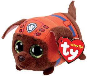 Teeny Tys Paw Patrol Zuma Labrador Dog