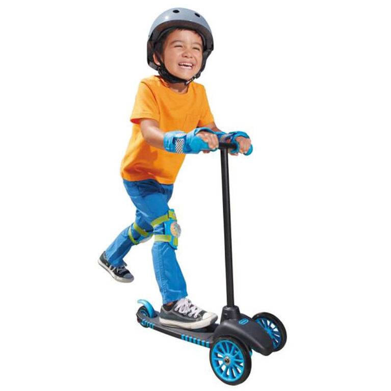 Little Tikes - Lean to Turn Scooter - Blue