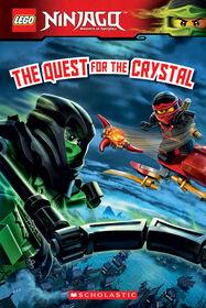 Lego Ninjago: The Quest For Crystal