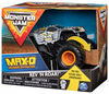 Monster Jam, Official Max D Rev 'N Roar Monster Truck, 1:43 Scale