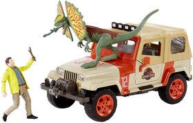 Jurassic World - Collection Héritage - Coffret D'évasion De DennisNedry