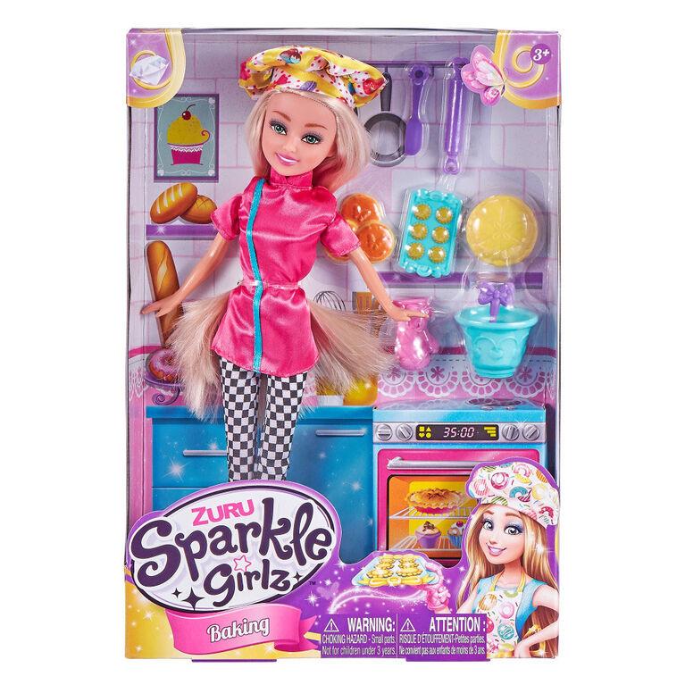 ZURU SPARKLE GIRLZ - Babysitter