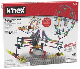 K'Nex Tabletop Thrills - Amusement Park In A Box