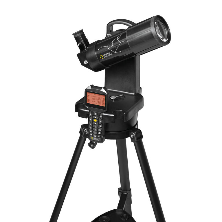 National Geographic Automatic 70/250 Telescope - English Edition