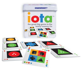 Gamewright - iota Game