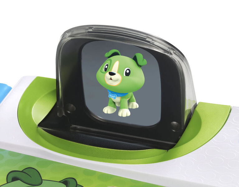 LeapFrog LeapStart 3D Learning System - Green -  English Edition