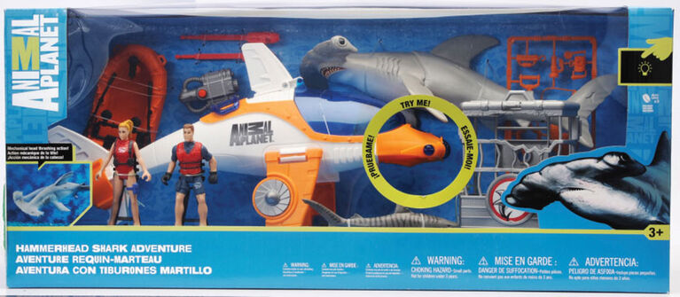 Animal Planet - Hammerhead Shark Adventure - R Exclusive
