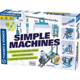 Thames & Kosmos: Simple Machines - English Edition
