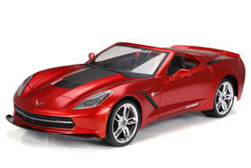 1:8 Remote Control Chargers Corvette - Red