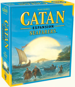 Catan Game - Seafarers Expansion