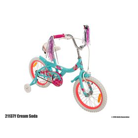 Huffy Cream Soda Bike - 16 inch