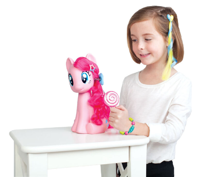 My Little Pony - Pinkie Pie Styling Figure - R Exclusive
