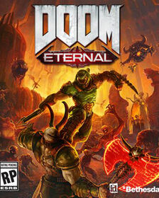 PlayStation 4 Doom Eternal
