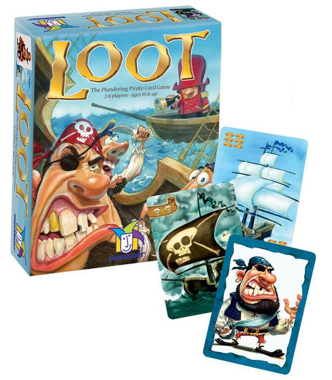 Gamewright - Loot Game