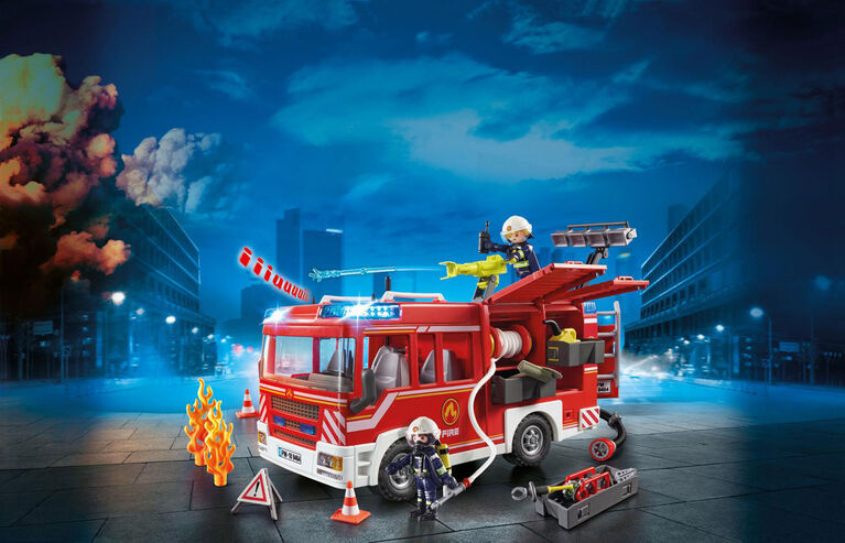 Playmobil - Fire Engine