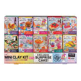 Fashion Angels - 100% Extra Small Mini Clay Kit SUPER SET