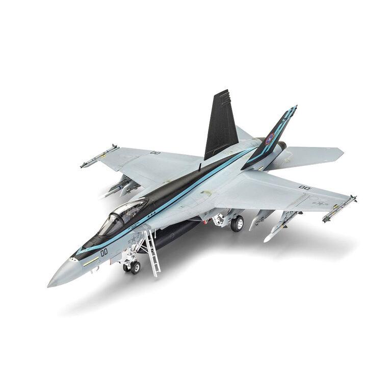 Revell 1:48 F/A 18E Super Hornet Top Gun- Maquette