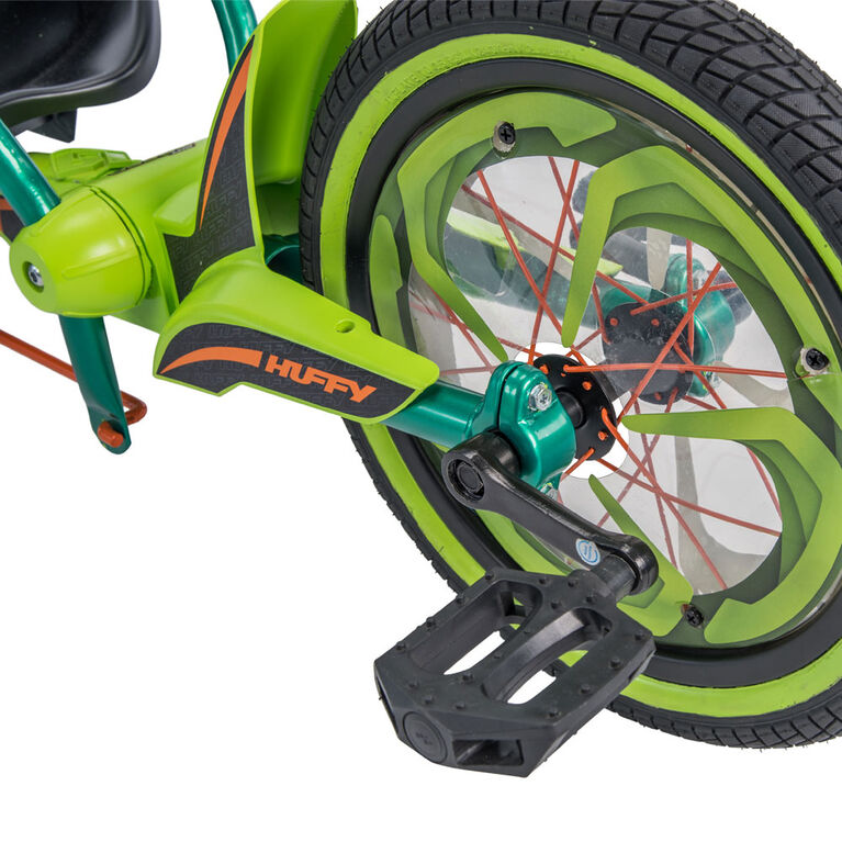 Huffy 16 inch (40cm) Green Machine Bike