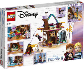 LEGO Disney Princess La cabane enchantée dans l'arbre 41164