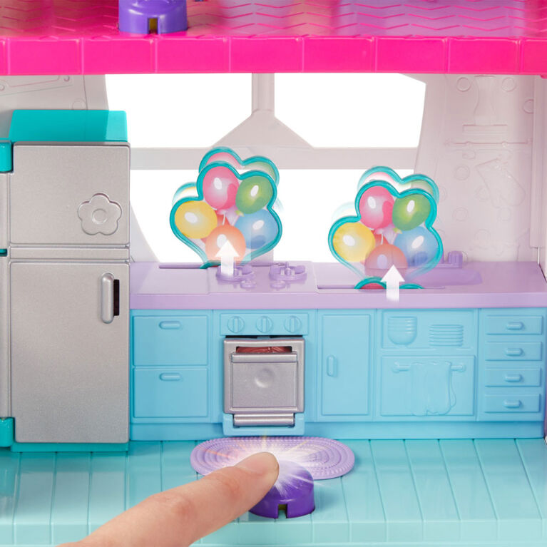 Polly Pocket Poppin Party Pad