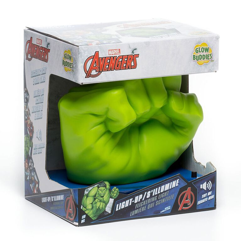 Glow Buddies - Marvel Hulk