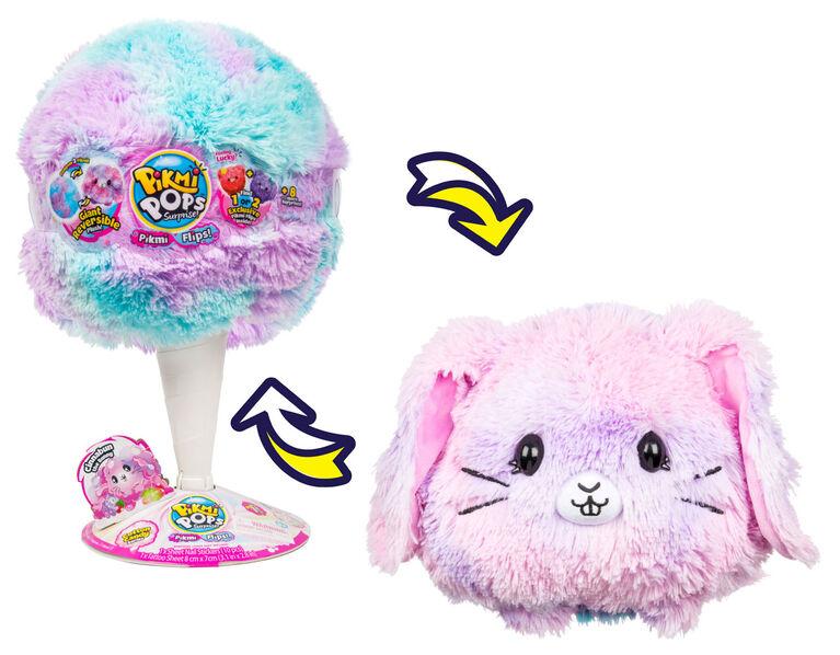 Pikmi Pops Saison 3 Pikmi Flips géants - Cinnabun le lapin.