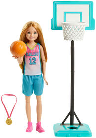 Barbie Dreamhouse Adventures Stacie Basketball Doll