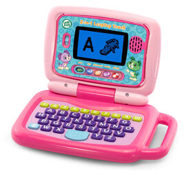 LeapFrog 2-in-1 LeapTop Touch™ Pink - English Edition