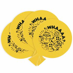 Minions Whoopee Cushions, 4 pieces