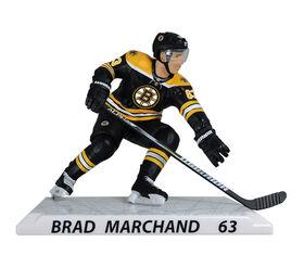 Brad Marchand des Bruins de Boston -  Figurine de la LNH de 6 pouces.