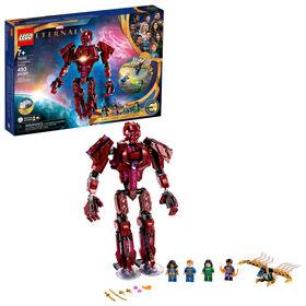 LEGO Super Heroes In Arishem's Shadow 76155