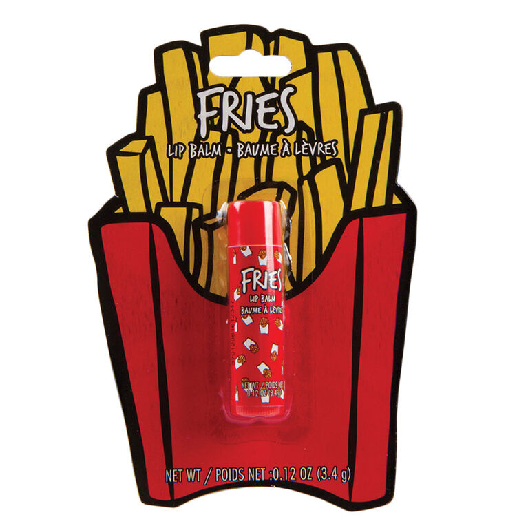 S.Lab Junk Food Scented Lip Balm - Fries
