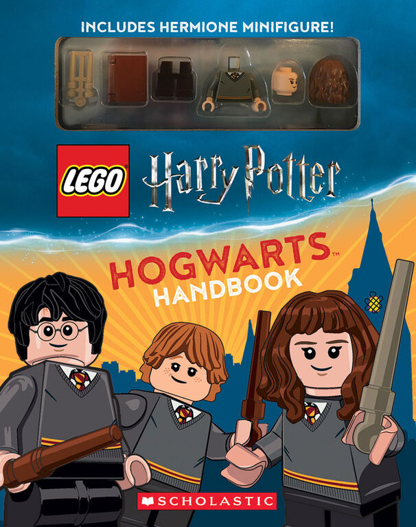 Scholastic - LEGO Harry Potter: Hogwarts Handbook - Édition anglaise