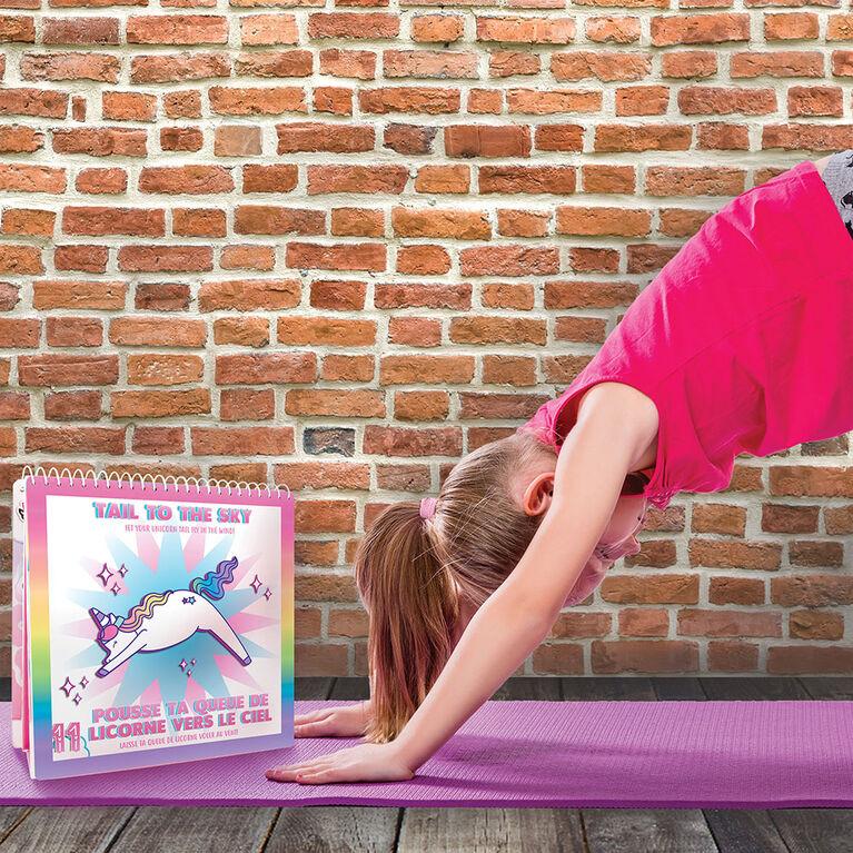 Fashion Angels - Unicorn Yoga Activity Set