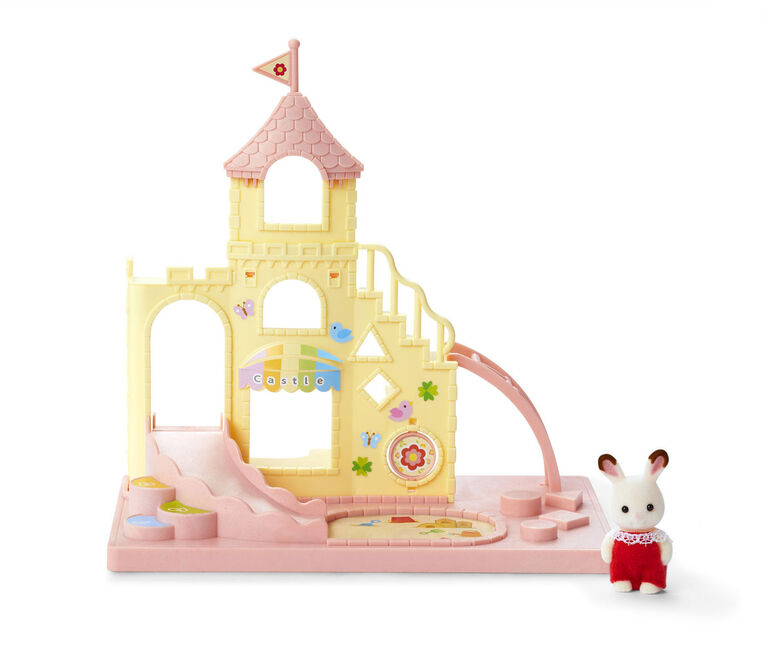 Calico Critters-Baby Castle Playground