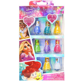 Disney Princess 8 Pack Nail Polish Set