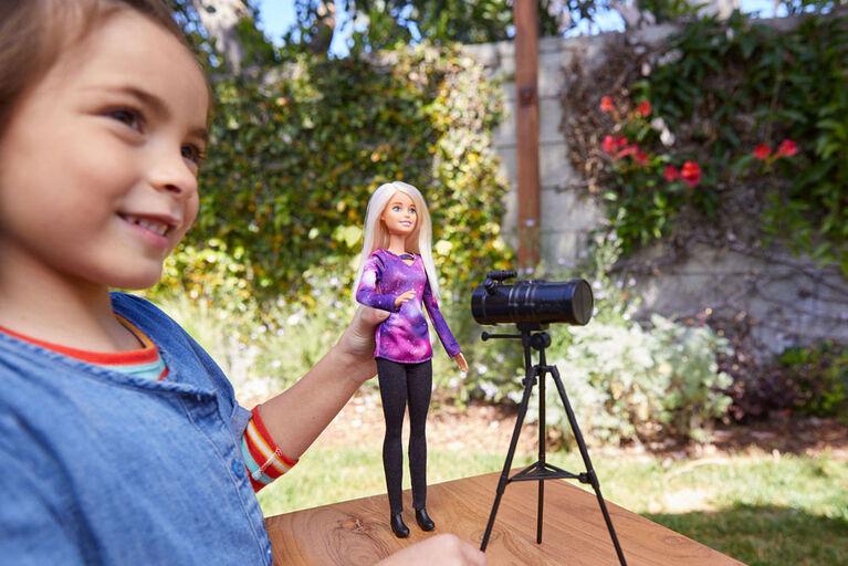 Barbie - Poupee Astrophysicienne