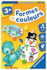 Ravensburger! Shapes and colors Game - French Edition