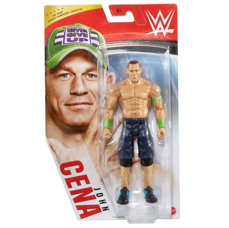 WWE Core Figure John Cena