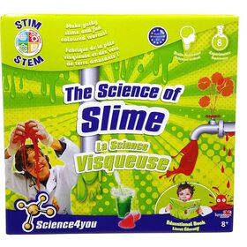 Science4you: The Science of Slime